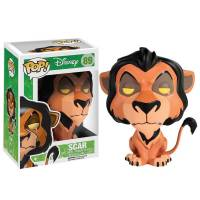 Фигурка POP Disney: The Lion King - Scar