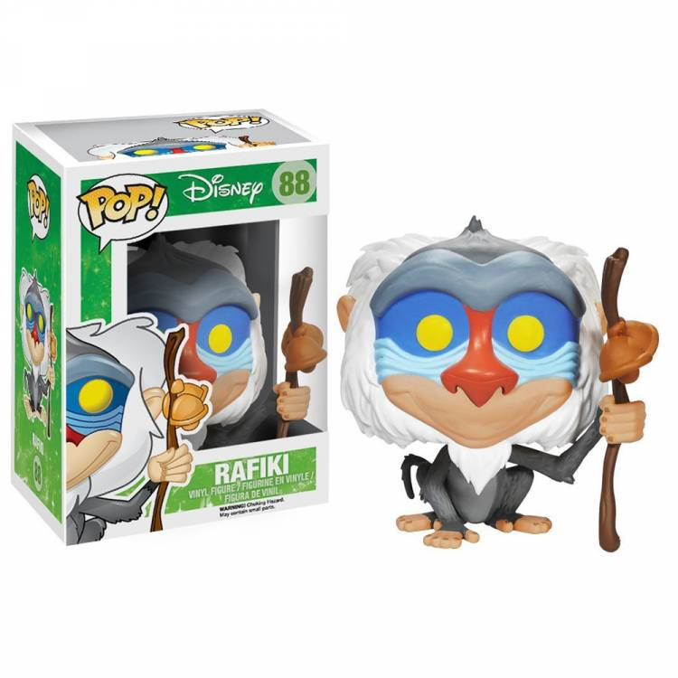 Фигурка POP Disney: The Lion King - Rafiki