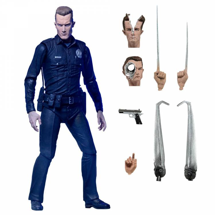 Фигурка Terminator 2 Judgment Day - Ultimate T-1000