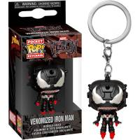 Брелок Pocket POP Keychain: Venom - Iron Man
