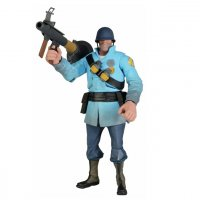 Фигурка Team Fortress Series 2 BLU Soldier
