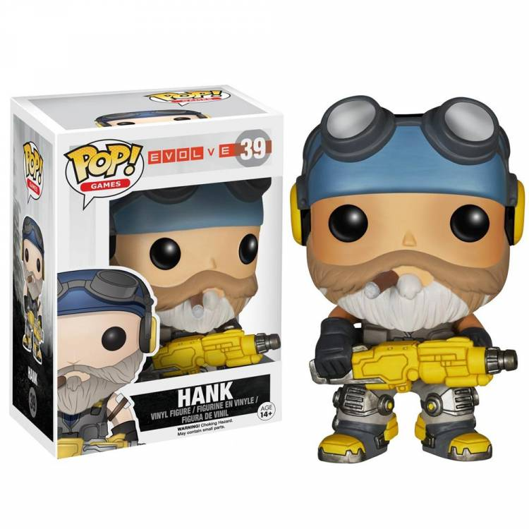 Фигурка POP Evolve - Hank