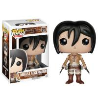Фигурка POP Attack on Titan - Mikasa Ackerman