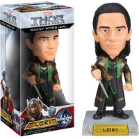 Фигурка Marvel Thor 2 Dark World Loki Wacky Wobbler