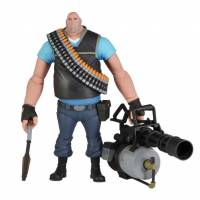 Фигурка Team Fortress Series 2 BLU Heavy