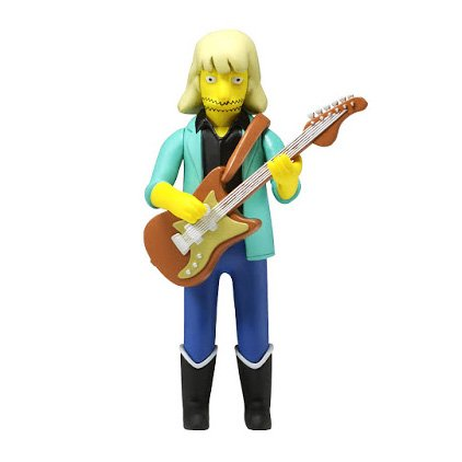 Фигурка The Simpsons Series 4 - Brad Whitford