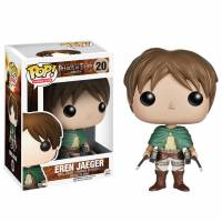 Фигурка POP Attack on Titan - Eren Jaeger
