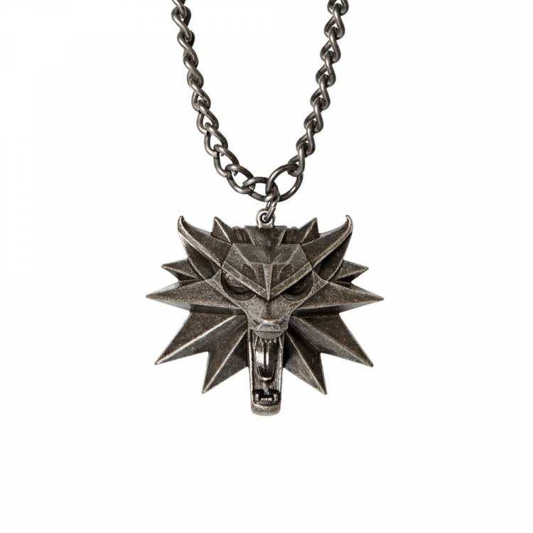 Медальон The Witcher 3: Wild Hunt Medallion and Chain
