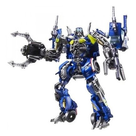 Фигурка Transformers Autobot Topspin Deluxe Class Dark of The Moon