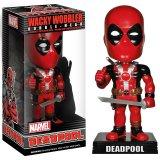Фигурка Marvel Deadpool Wacky Wobbler