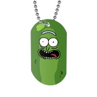Жетон Rick and Morty - Pickle Rick Designer [Эксклюзив]