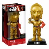Фигурка Star Wars Episode 7 - C3PO Wacky Wobbler