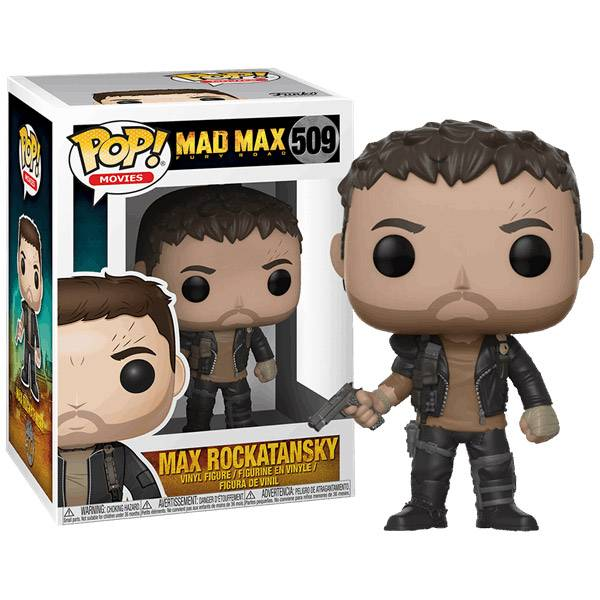 Фигурка POP Mad Max Fury Road - Max
