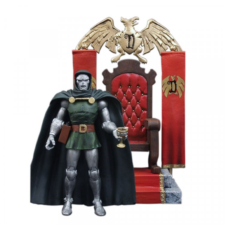 Фигурка Marvel Select - Dr. Doom