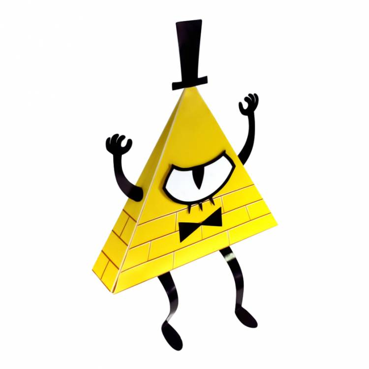Конструктор Gravity Falls - Bill Cipher