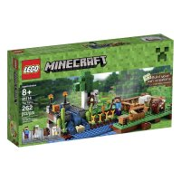 Конструктор LEGO Minecraft The Farm