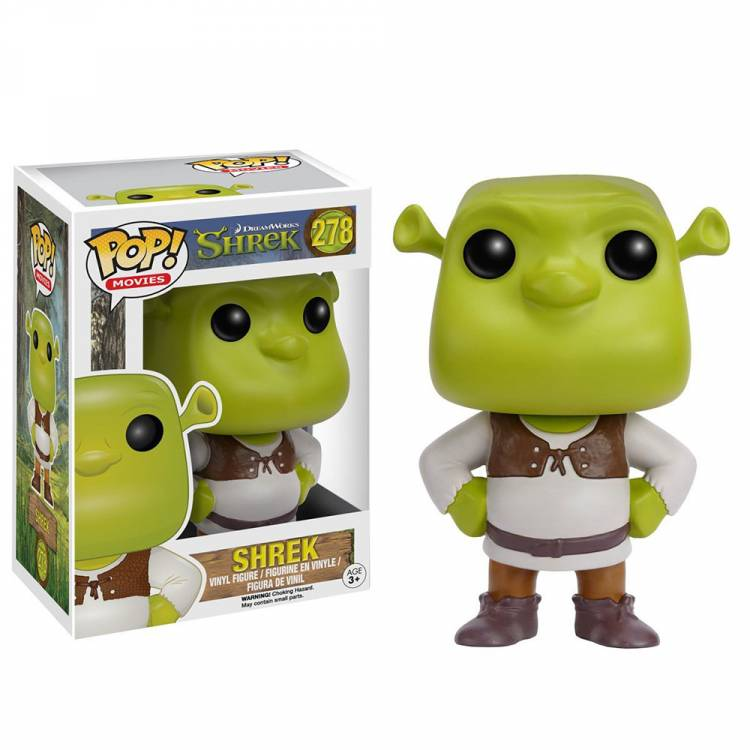 Фигурка POP Movies: Shrek - Shrek