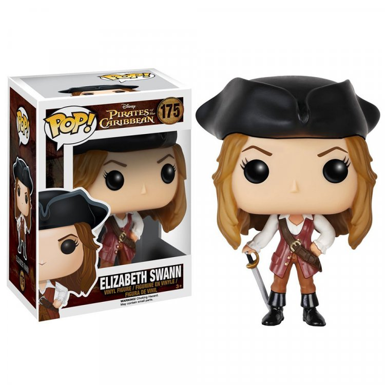 Фигурка POP Disney: Pirates of the Caribbean - Elizabeth Swann