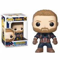 Фигурка POP Marvel: Avengers Infinity War - Captain America