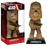 Фигурка Star Wars Episode 7 - Chewbacca Wacky Wobbler
