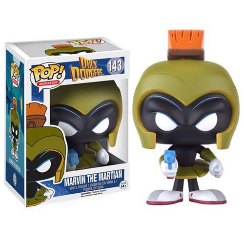 Фигурка POP Animation: Duck Dodgers - Marvin The Martian