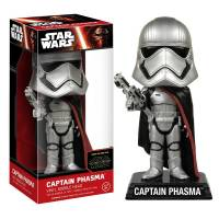Фигурка Star Wars Episode 7 - Captain Phasma Wacky Wobbler