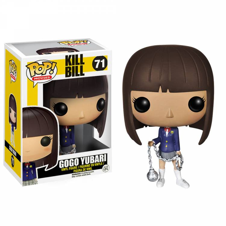 Фигурка POP Movies: Kill Bill - Gogo Yubari