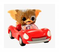 Фигурка POP Rides: Gremlins - Gizmo in Red Car