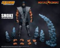 Фигурка Mortal Kombat - Smoke 1/12