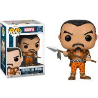 Фигурка POP Marvel: Spider-man - Kraven the Hunter 80th Exclusive