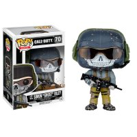 Фигурка Funko POP Games: Call of Duty - Ghost Riley