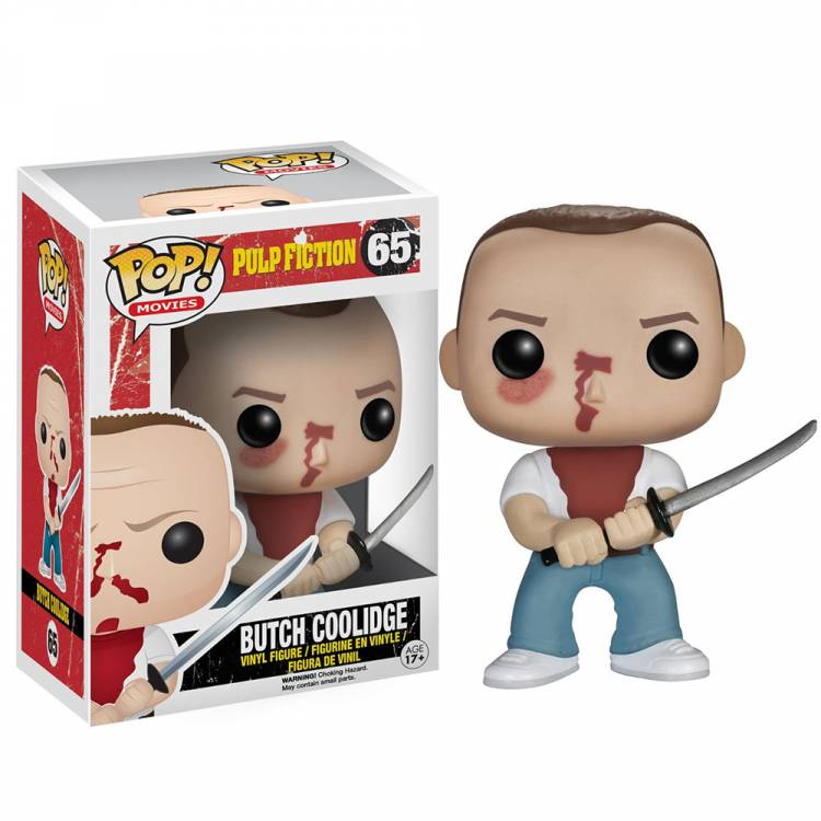 Фигурка POP Movies: Pulp Fiction - Butch