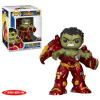 Фигурка POP Marvel: Avengers Infinity War - Hulk (Busting out of Hulkbuster) Exclusive