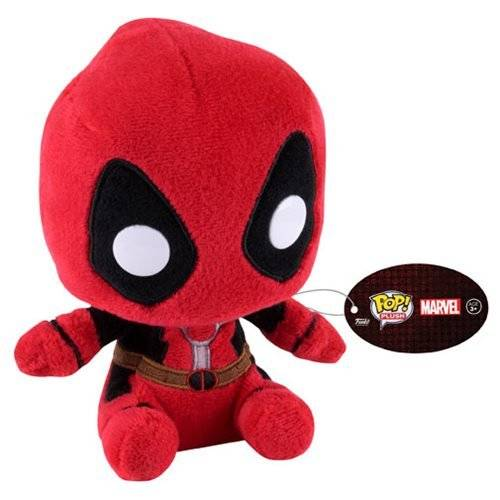 Мягкая игрушка POP Marvel Deadpool Regular