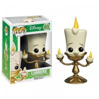 Фигурка POP Disney: Beauty and the Beast - Lumiere