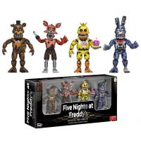 Набор фигурок Five Nights at Freddy's Set 3