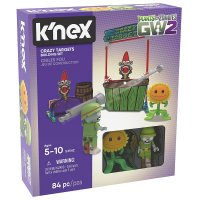 Конструктор K'nex Plants vs Zombies - Crazy Targets