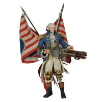 Фигурка Bioshock Infinite George Washington Patriot