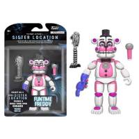 Фигурка Five Nights at Freddy's Sister Location - Funtime Freddy