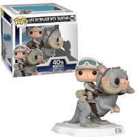 Фигурка POP Deluxe: Star Wars - Luke Skywalker on TaunTaun